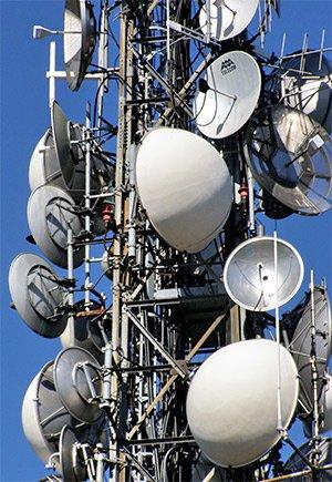 Telecommunications Heat Sinks